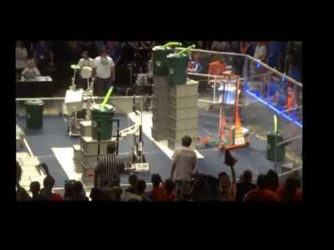 FRC 2015 San Diego Regional Match # Final 2 FIRST Robotics