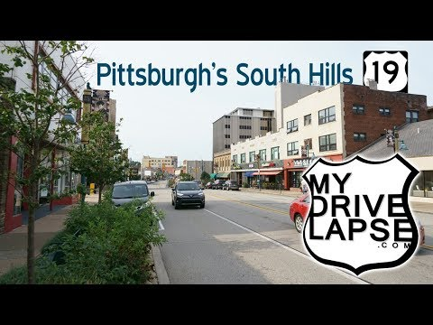 Pittsburgh's South Hills Neighborhoods: Mount Lebanon, Dormont