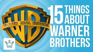 15 Things You Didn't Know About WARNER BROTHERS