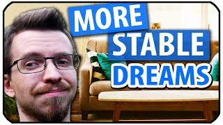 A Lucid Dreaming Tip for More Stable Dreams