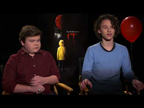 IT : Jeremy Ray Taylor & Wyatt Oleff