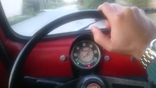 Fiat 500 R Accelerazione