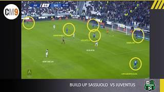 Football Capsules: Roberto De Zerbi's Sassuolo