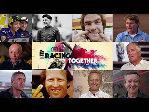 MotoGP Documentary | Racing Together 1949-2016 | Trailer