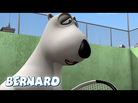Bernard Bear | Paddle Tennis AND MORE | Cartoons for Children