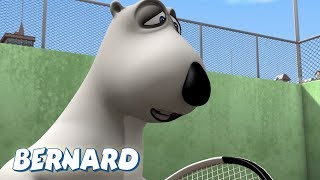 Bernard Bear | Paddle Tennis AND MORE | Cartoons for Children