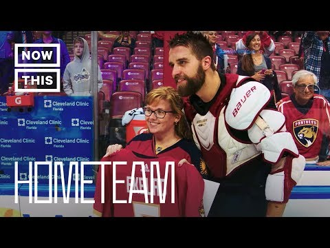 The Florida Panthers: What It Means To Be An Athlete | Home Team: Episode 9 | NowThis