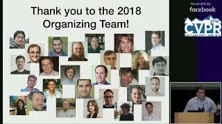 Video CVPR18: Opening Remarks / Awards and Session 1-1A:  Object Recognition & Scene Understanding download MP3, 3GP, MP4, WEBM, AVI, FLV September 2018