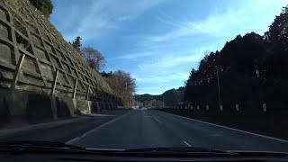 名阪国道(国道25号線)(E25):天理PA → 亀山IC【HD車載動画】