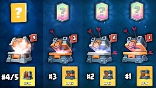 OPENING EVERY NEW CLAN WAR CHEST! x20 WAR CHESTS! | Clash Royale | ALL NEW CLAN WAR CHEST OPENING!