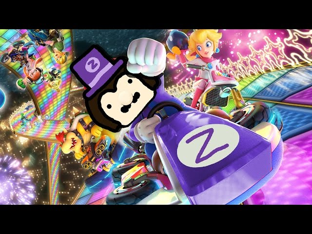Zurück auf der Rennstrecke!   Mario Kart 8 Deluxe