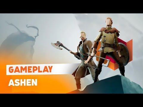 Ashen - Gameplay ao vivo! thumbnail