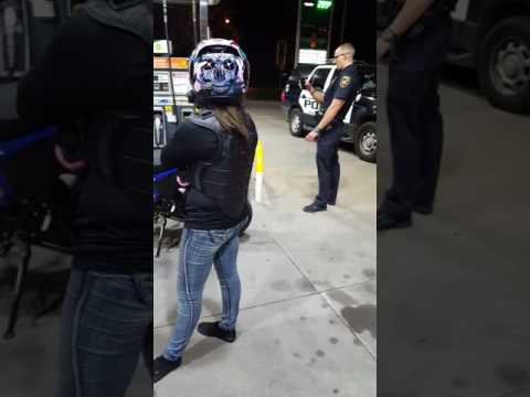 Police Harassment 10/17/16 East Moline IL