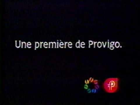 Pub Québec - Une Première De Provigo - Le Dernier Testament (1989)