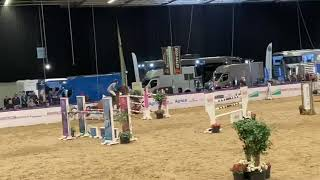 Fafira W double clear in junior GP World Cup Herning