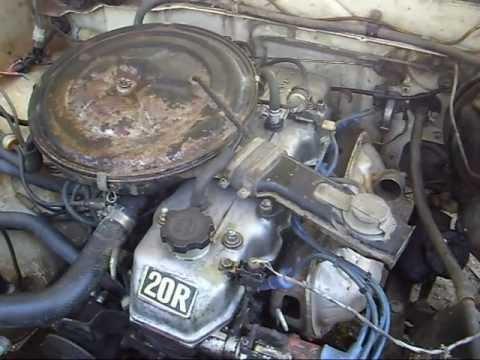 20R High Mileage Motor!  YouTube