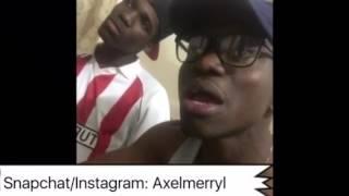 Axel et Josue parlent de la musique chez les camerounais
