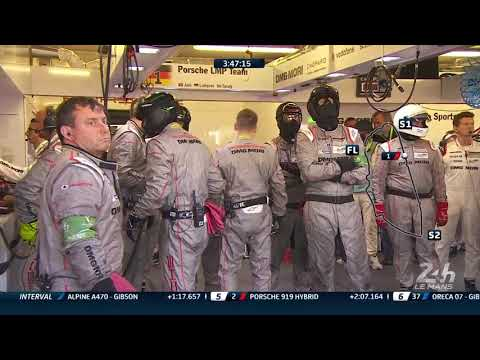 2017 24 Hours of Le Mans - Race hour 21 - REPLAY