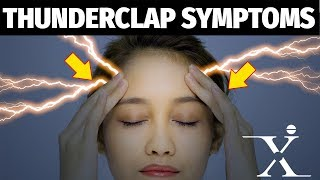 Thunderclap Headache Signs & Symptoms: Pain In My Head Oh I'd Rather Be Dead