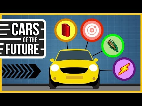 How Will Cars of the Future be Powered?