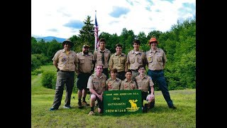 Troop 180's Maine High Adventure Trip - Jul 22- Aug 1, 2019
