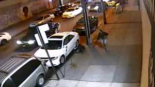 Police Officer Shooting, Bronx, Oct. 24, 2012