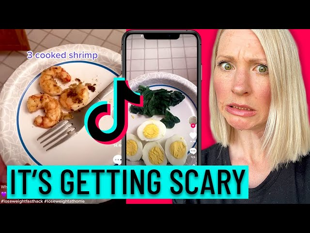 Tik Tok is Promoting Dangerous Diets and it's NOT *Cute*
