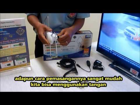 PX Antena TV Indoor/Outdoor HDA-5000 FREE 30 Channel Digital