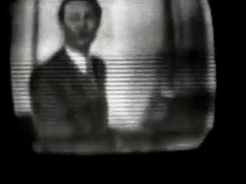 Nazi German Televison Circa 1930's (no sound)