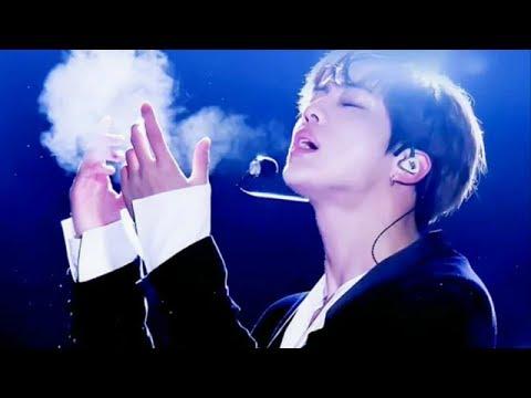 Best Of BTS Jin High Notes & Vocals {Video Compilation}