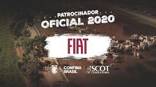 Fiat - Patrocinador oficial do Confina Brasil 2020