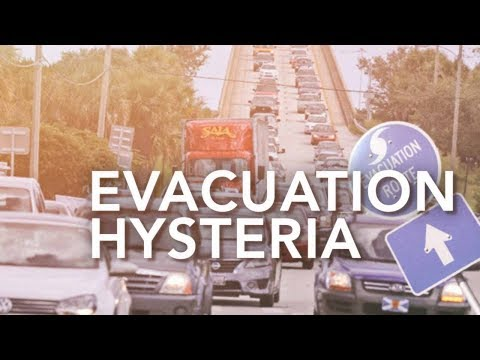 Full Show: WARNING: Evacuation Panic & Food Supply Threat