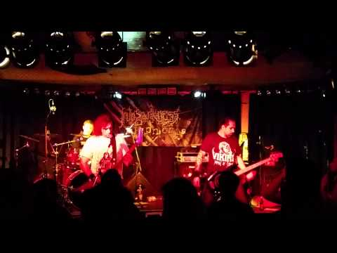 Into Darkness - Suspended Insanity - Live, 05.09.2014 - Heidelberg [GER]