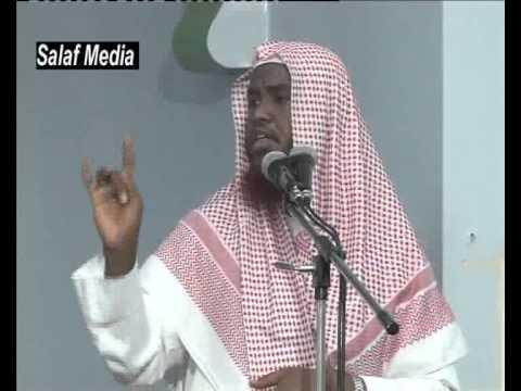 kadigidda Dhiiga muslimiinta Gaar Ahaan Kan Culimada (Khutbah) Sh M.Umal Qybtii.1aad