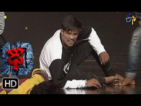 Raju Performance | Dhee 10 | 2nd August 2017| ETV Telugu