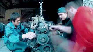 Ford Mustang 1966- Engine Removal