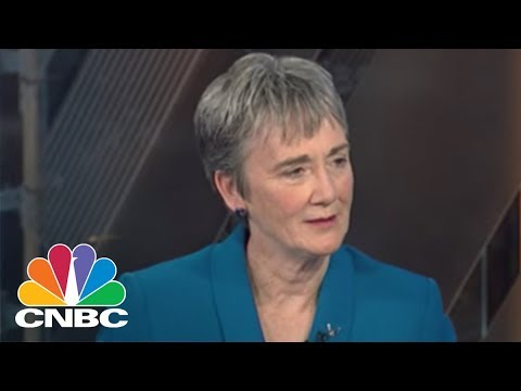 U.S. Air Force Secretary Heather Wilson: We Need To Restore Readiness Of The Force | CNBC