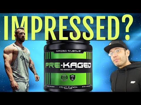 Is it REALLY That GOOD? | Kris Gethin PRE KAGED Review
