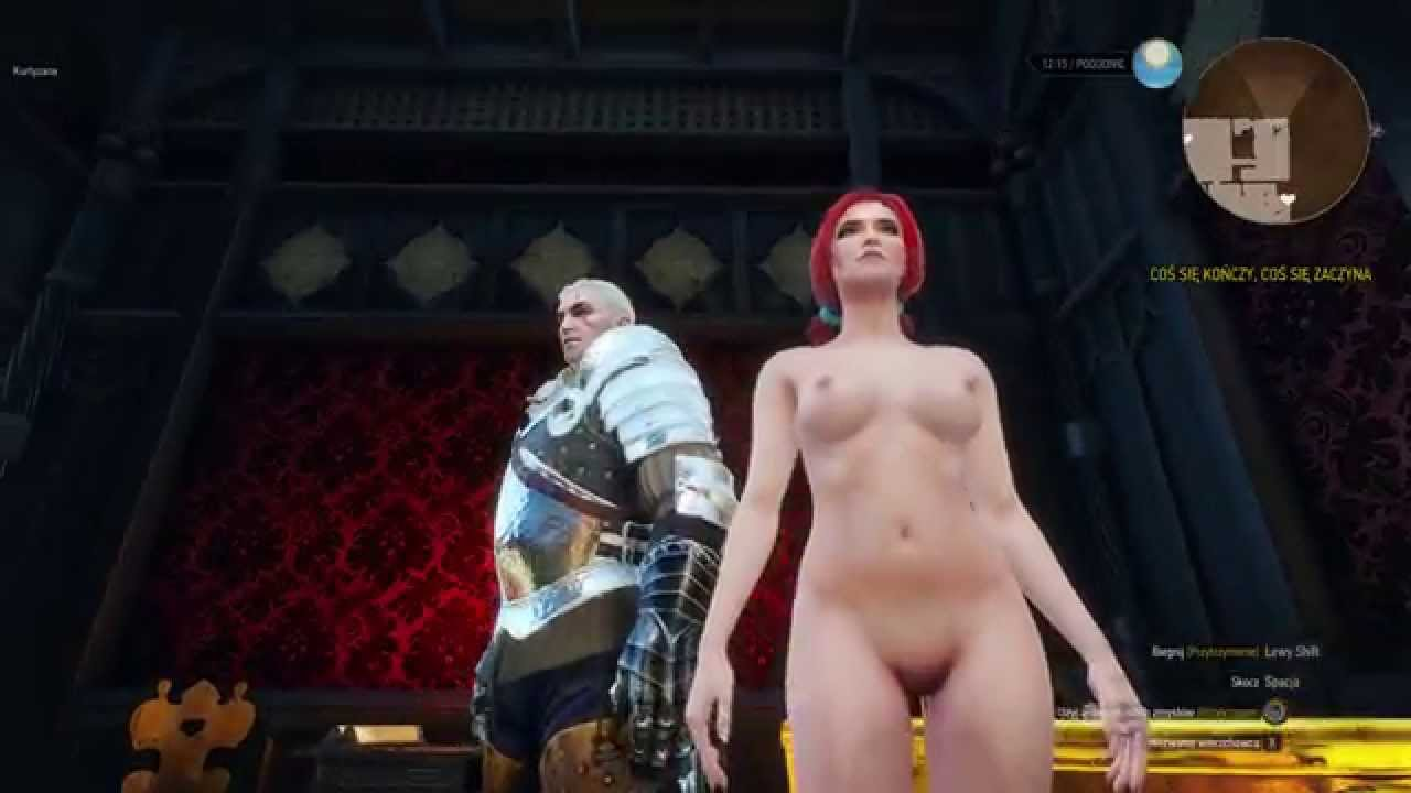 Think, that The witcher nude skins was and