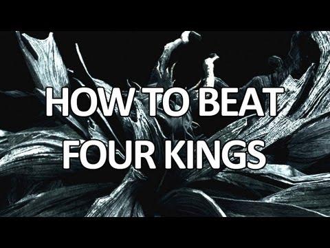 Dark Souls - Four Kings - Easy Kill