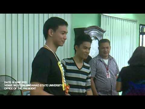 CHRIS TIU on Western Mindanao State University