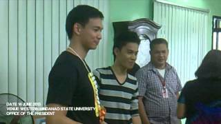 CHRIS TIU on Western Mindanao State University