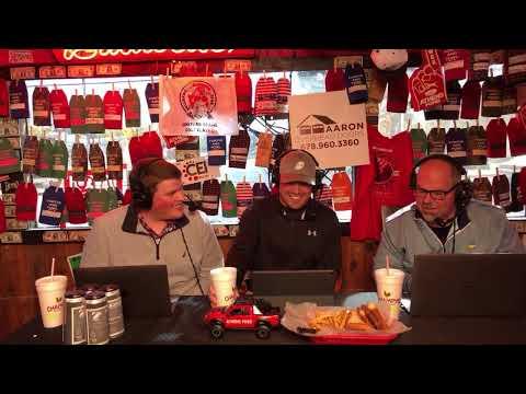 UGA Sports Live Podcast