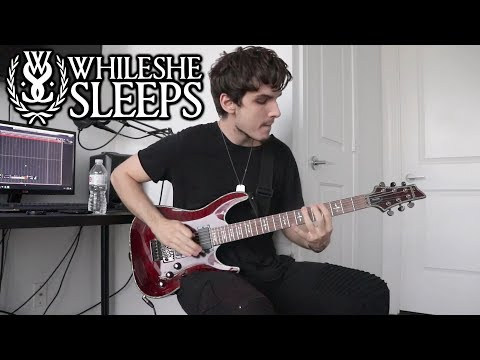 While She Sleeps | ANTI-SOCIAL | GUITAR COVER (2018)