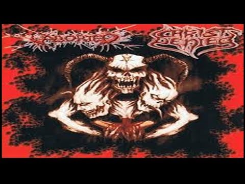 Aborted   2000   Christ Denied Split