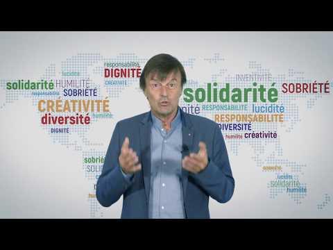 Nicolas Hulot lance le plan biodiversité : Mobilisons-nous !