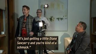 Robert Downey Jr. on Walking Out of Interview: 'I Just Wish I'd Left Sooner'