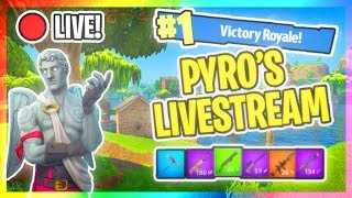 FORTNITE SEASON 4 BATTLE PASS HYPE PT.2!!! (2 wins)