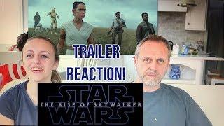 Star Wars: Episode IX - Teaser Trailer Reaction