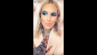 JEFFREE STAR TALKS ABOUT BRAND VIOLATION & GETS FBI INVOLVED!  | Snapchat Story